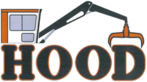 Hood Loaders Iron River Wisconsin logo