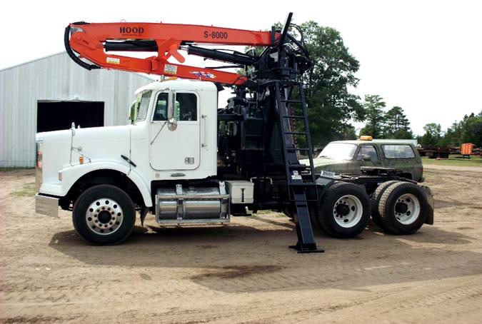 S-8000 – Hood Equipment, Inc