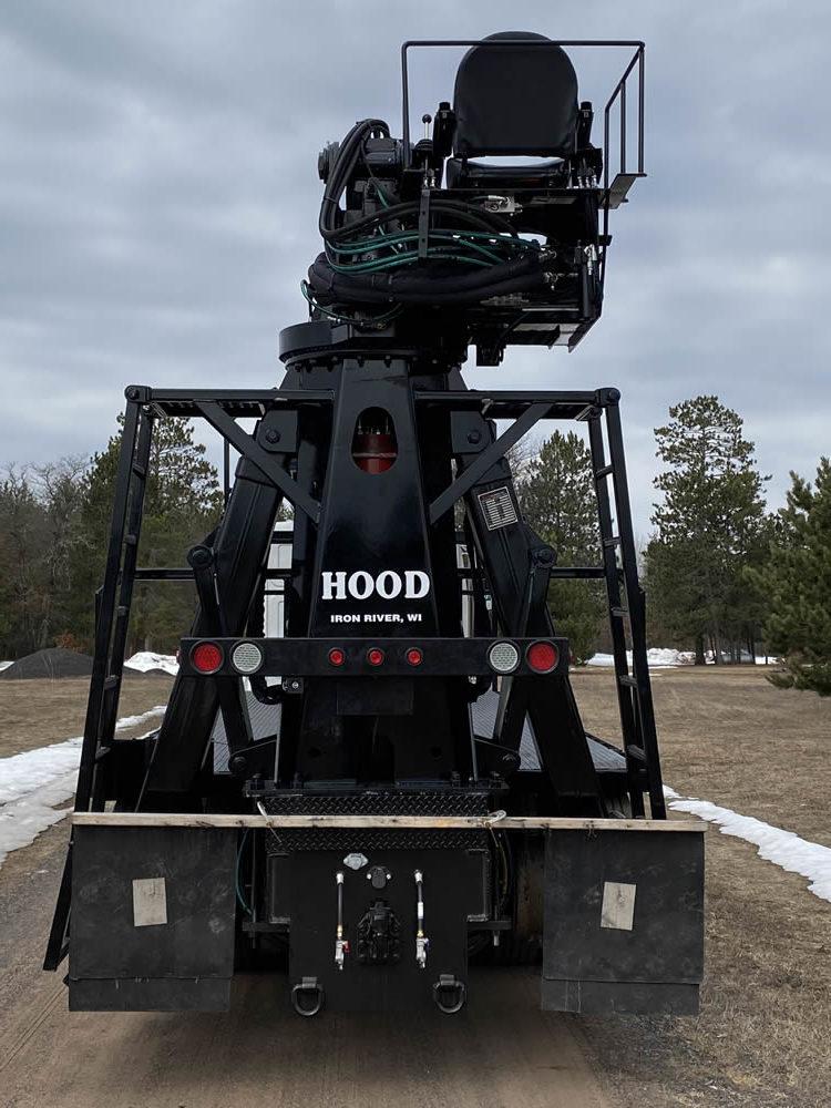 Hood Loader S-8000